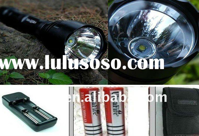 TRUSTFIRE 1600 Lumens CREE T6 LED Flashlight Torch