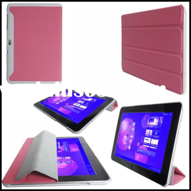 Tablet PC Leather Case For Samsung 7510 7500