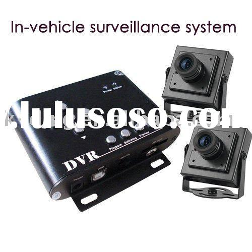 Taxi DVR security system/Vehicle dvr camera