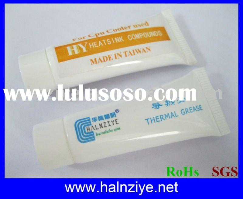 Toothpaste Silicone Thermal conductive Grease /compound /Paste For CPU cooler