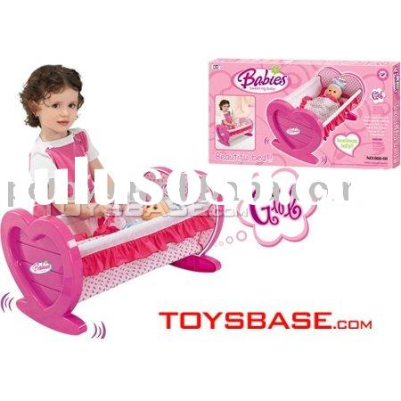 Toy Bed,Doll bed,Girl toy (ZZH80949)