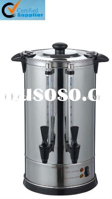 Turkish Commercial Coffee Maker with 2 taps and gauges
