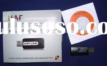 USB wi-fi link for psp/NDSL