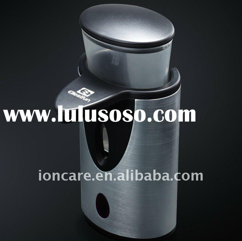 Unique GENIESoap II No-Touch Automatic Soap Dispenser, Stainless Steel Finishing & Innovative Li