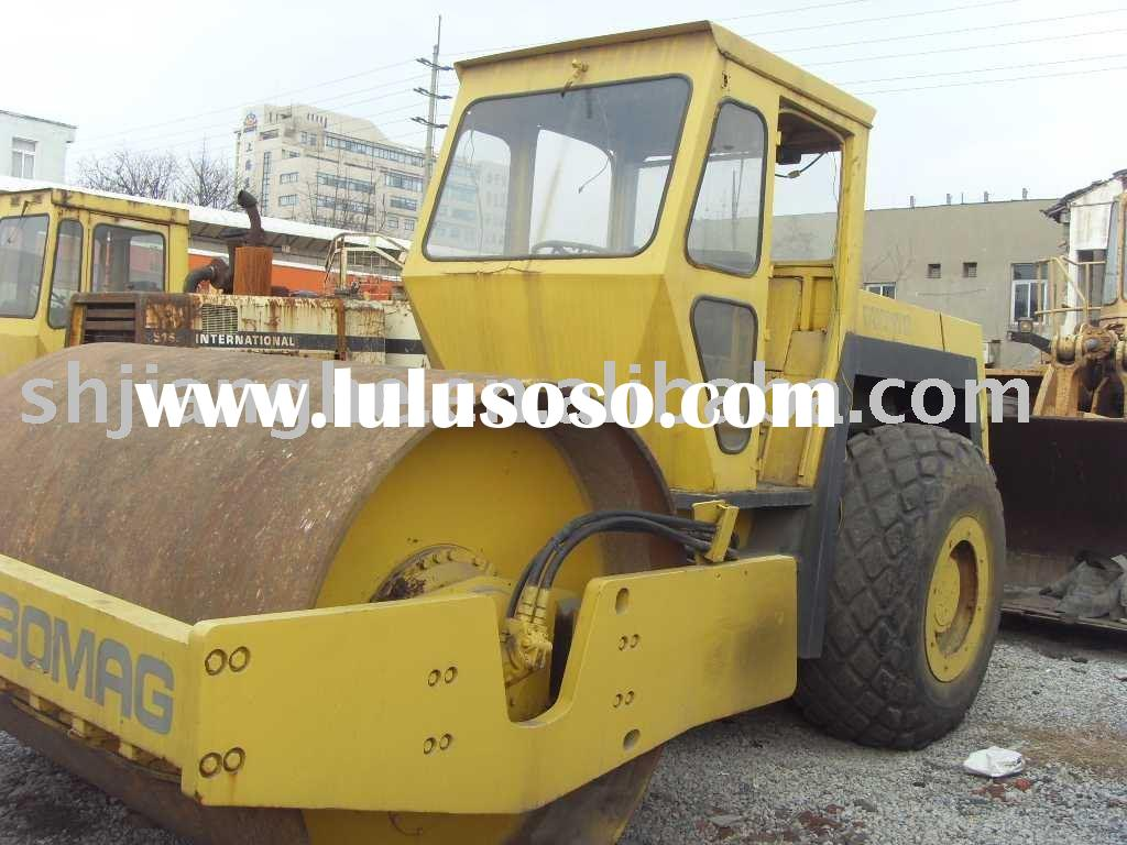 Used BOMAG Road Roller,Used BOMAG 217;Used Roller