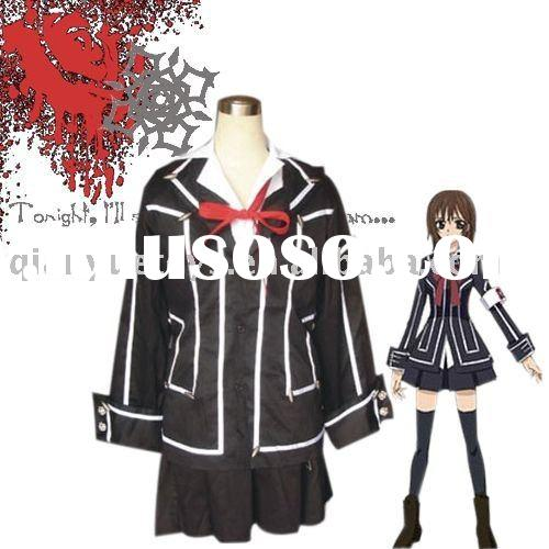VAMPIRE KNIGHT FEMALE SUIT (BLACK)
