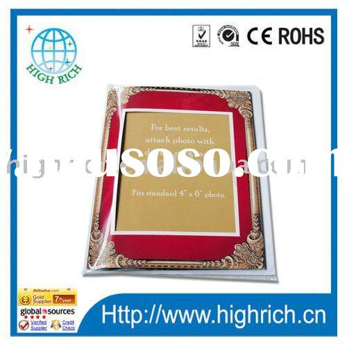 Voice recording photo frame greeting card