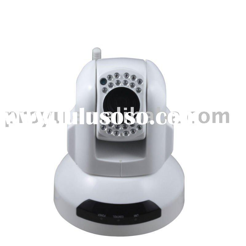 WIFI 32G 1/4 SONY CCTV Indoor Use Mini High Speed Dome IP Camera PY-HS-691C-P1D3