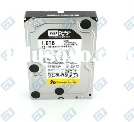 "Western Digital RE4 WD1003FBYX 1TB 3.5"" SATA Hard Drive"