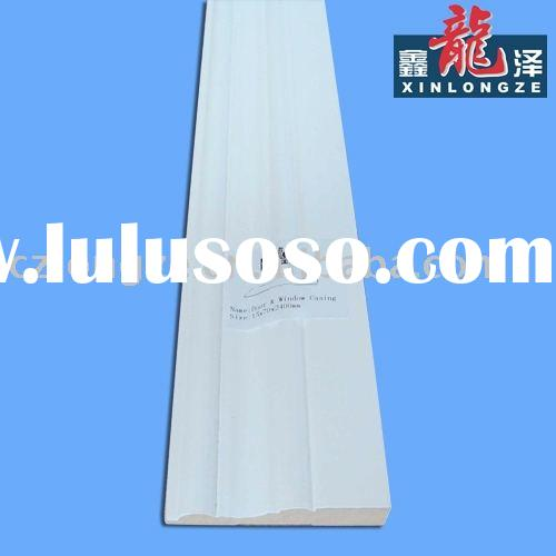 White Prime Painted Mouldings (Gesso coated)