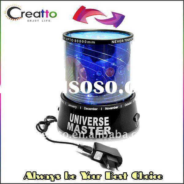 Wholesale Christmas Gift Universe Master Color LED Light Projector