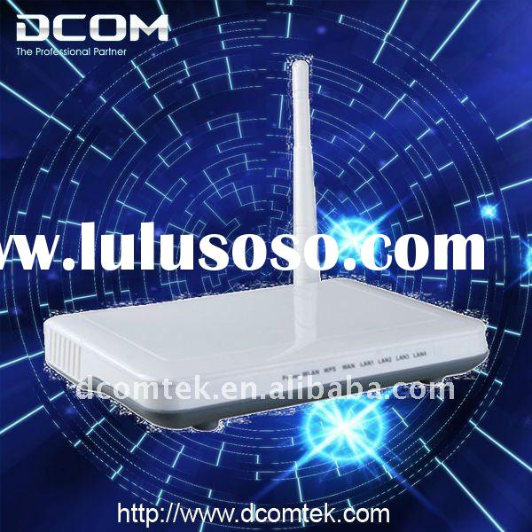 Wireless voip router