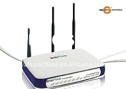 With SIM Card Slot 3G WIFI Router, BigPond 3G9WB