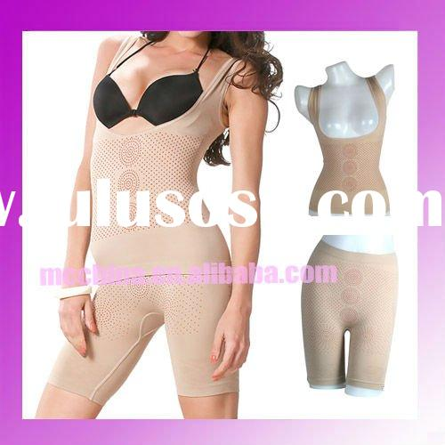 Women Firm Control Shape Wear Seamless Slimming Bodysuits Underwear Set