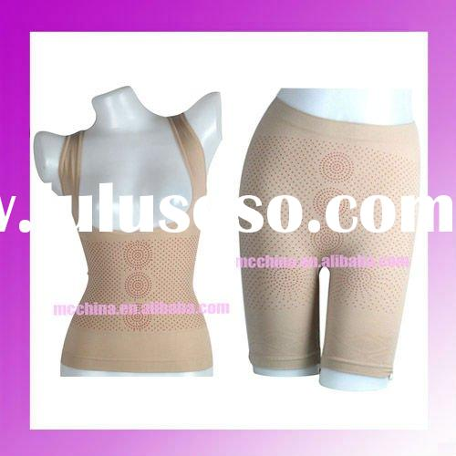 Women Healthy Far-infrared Rays Seamless Slimming Body Shaper