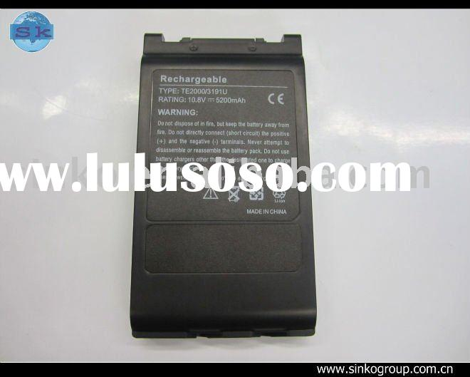 all kind of 100% replacement aftermarket battery for toshiba PA3191U TE2000 PA3128U laptops