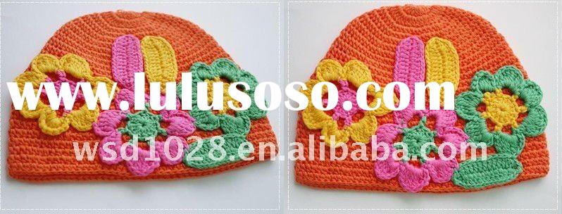 baby hand knit hats