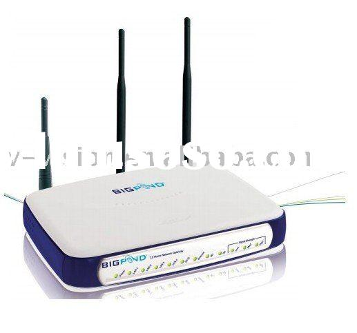 bigpond 3G wireless router