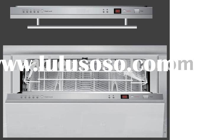 built in home dishwasher