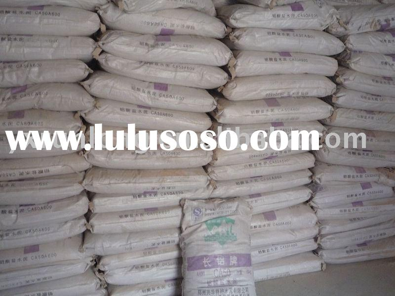 Calcium Aluminate Cement : Calcium aluminate refractory cement for sale price china
