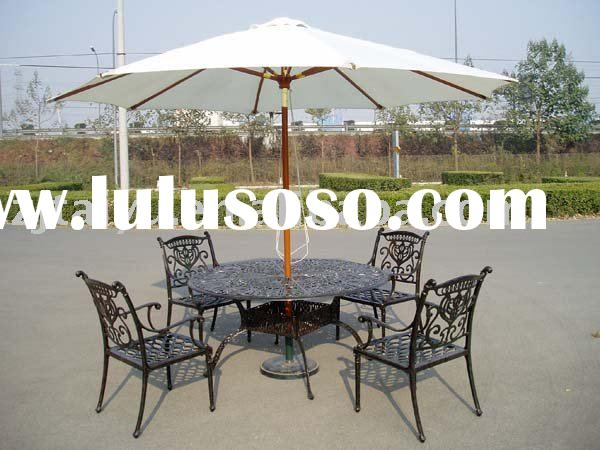 cast aluminum outdoor furniture for sale price china