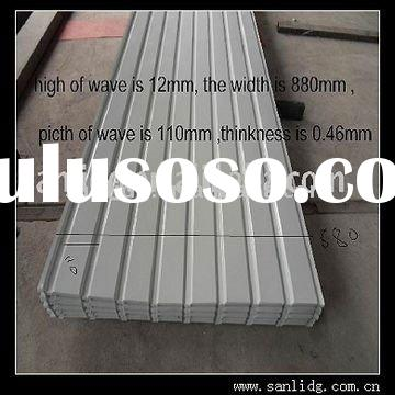 corrugated sheet( roofing )