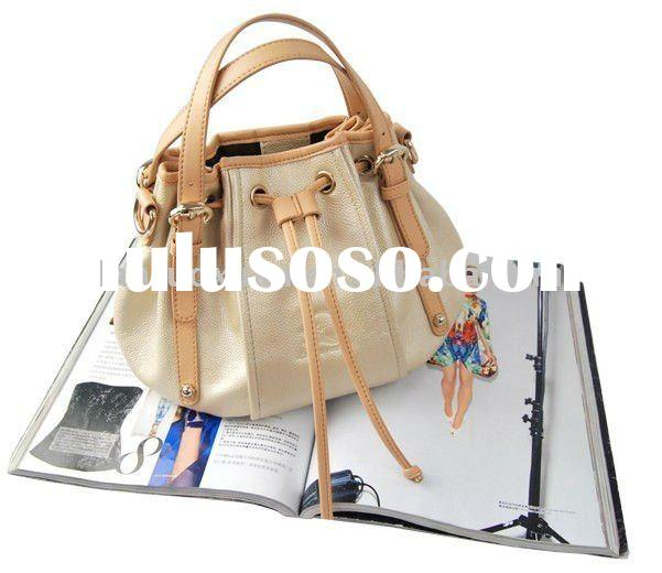 designer bags handbags, Real leather material, alibaba hot selling products!