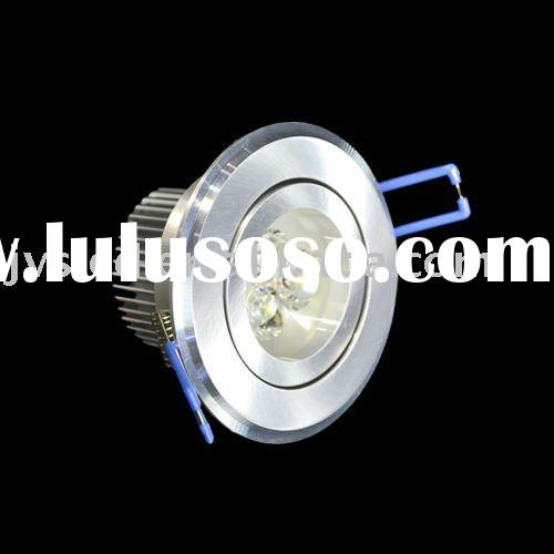 dimmable high power led downlight kit