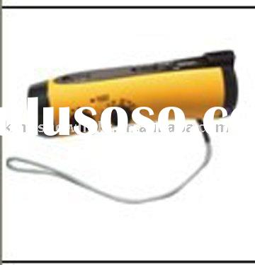 dynamo power led torch