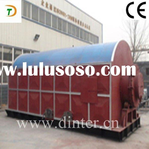 full-automatic waste tire pyrolysis plant