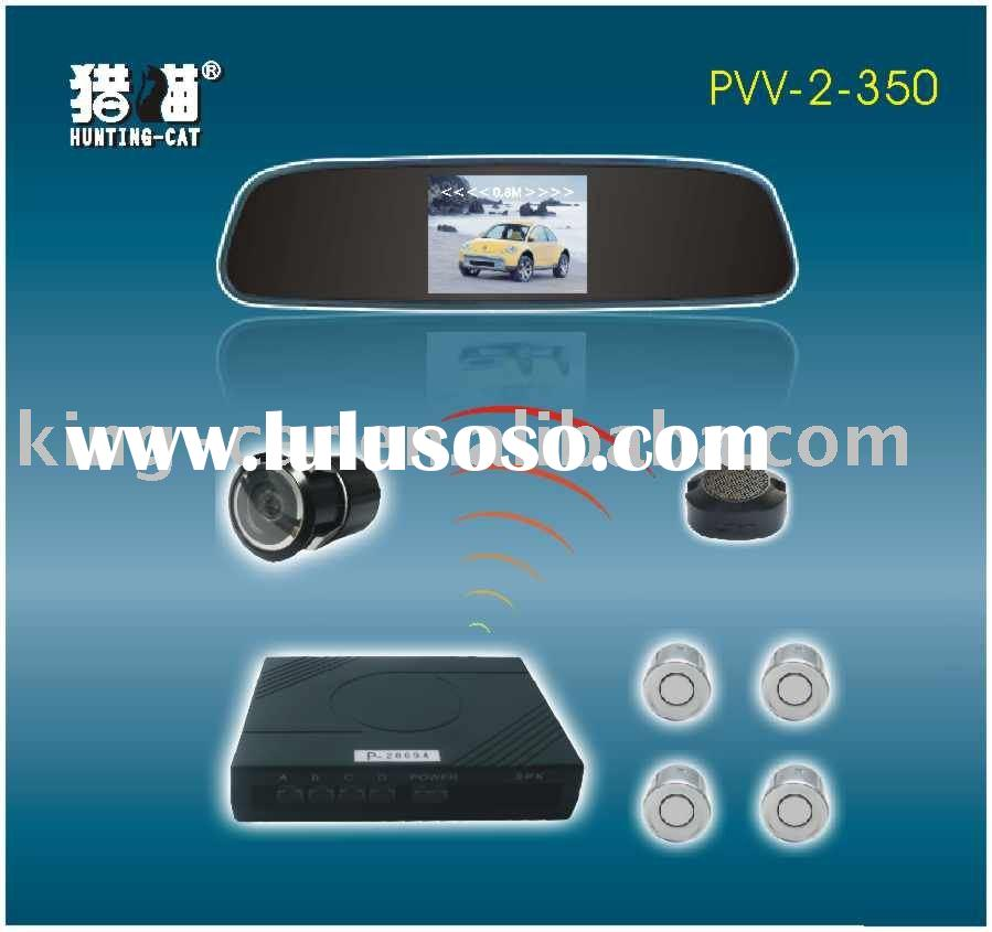 good quality waterproof car camera wireless reversing camera system PVV-2-350