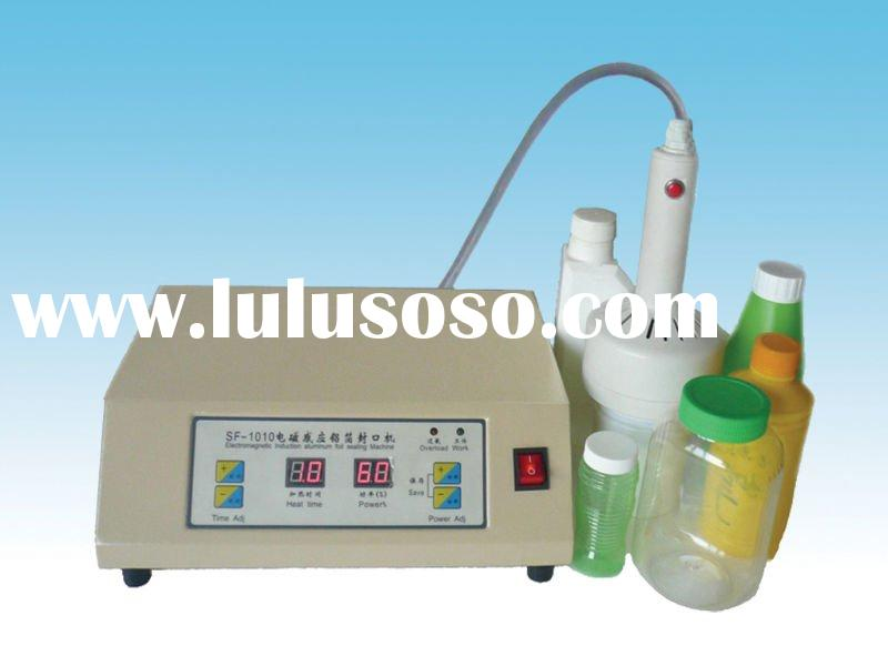 hand sealing machine for plastic/glass bottles