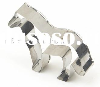 horse shape cookie cutter cookie cutter dough tool crust cutter biscuit cutter 430stainless steel co