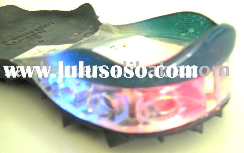 lighted multicolor sole lights
