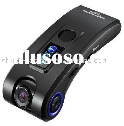 mini car hd DVR with GPS and Google Maps