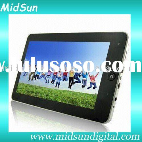 msi netbook tablet pc mid epad umpc capacitance touch screen built in 3G and GPS android 2.2 sim car
