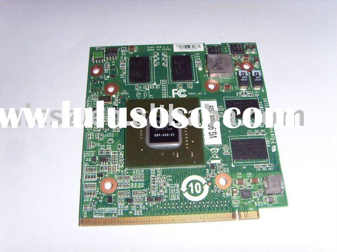 nVIDIA GF9600MGT DDR2 1GB video card laptop video card laptop graphic card for Acer 8730 7730