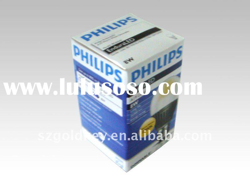 paper packaging box for philips LED lamp