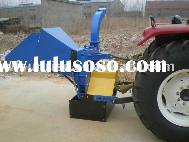 pto wood chipper for tractor