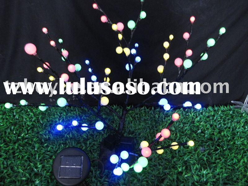 hot new led tree light outdoor christmas lighted balls for. Black Bedroom Furniture Sets. Home Design Ideas