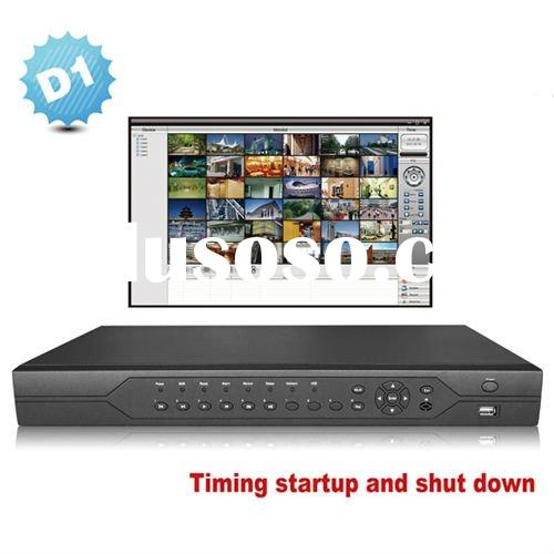 standalone dvr recorder security system support 3G