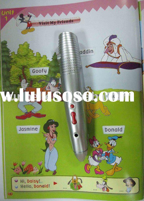 talking and reading pen