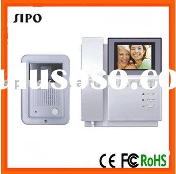video door phone with home security