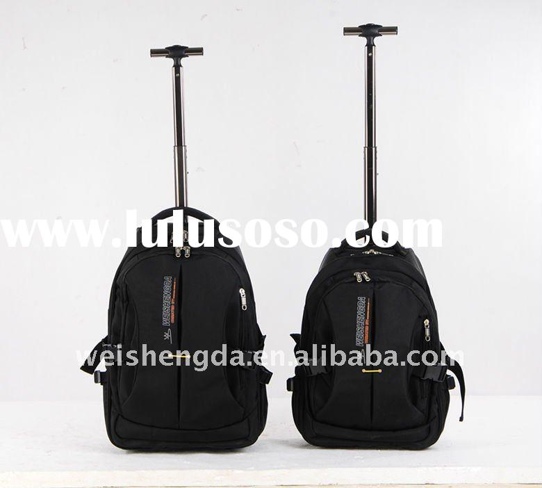 2011 best selling laptop bags with wheels