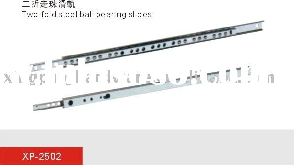 2 fold ball bearing Slide