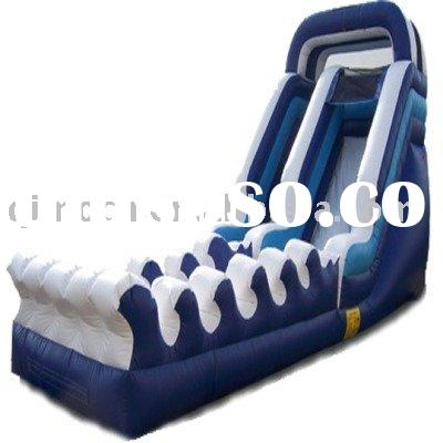 35' Inflatable Water Slide n slip and Slide Combo