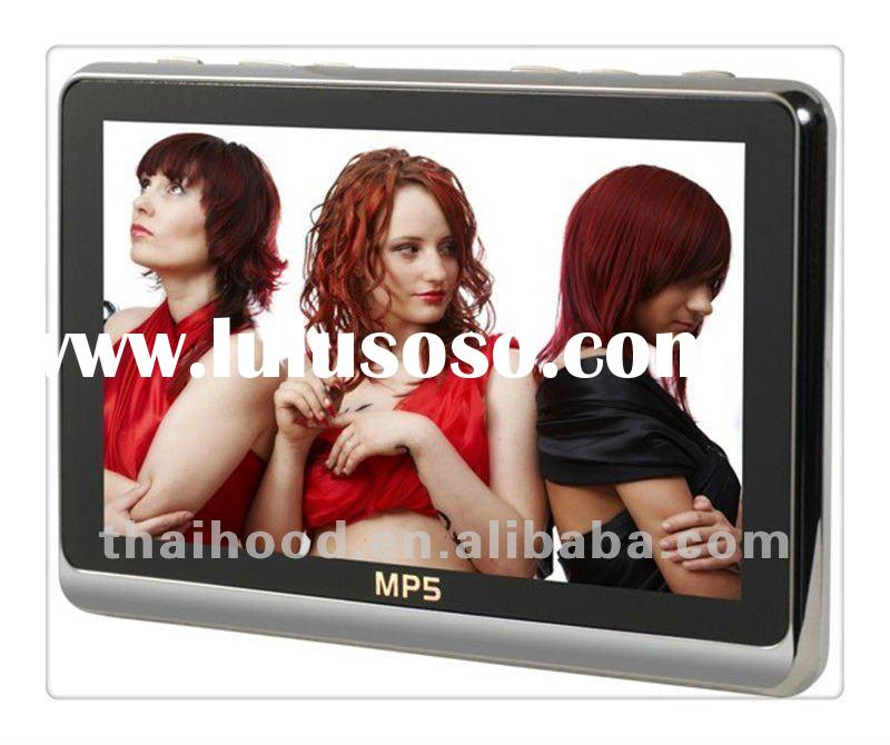 4.3 inch big screen MP5 Player with TV-out