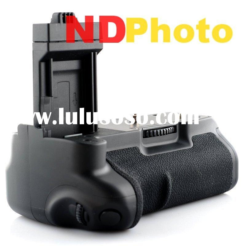 Digital Camera Accessory Battery grip for Canon 550D T2i Kiss X4 BG-E8