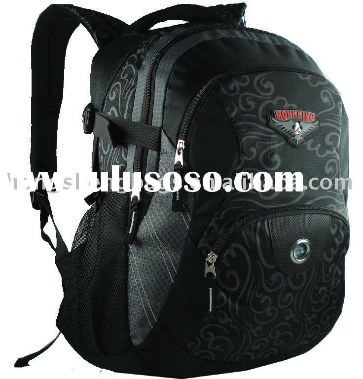 Fashion backpack laptop bags