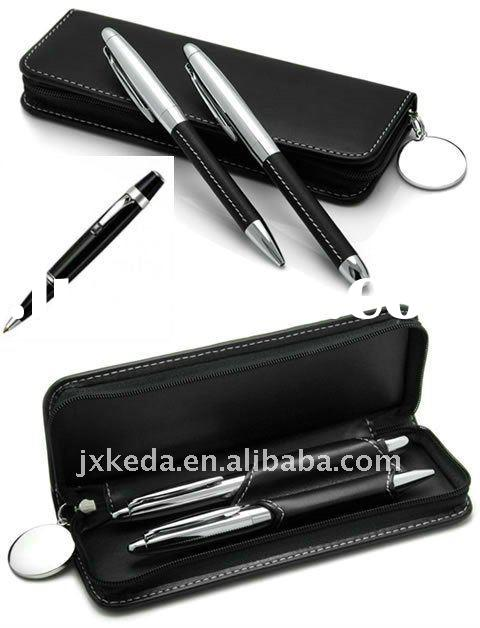 High Quality Luxury Leather Pen